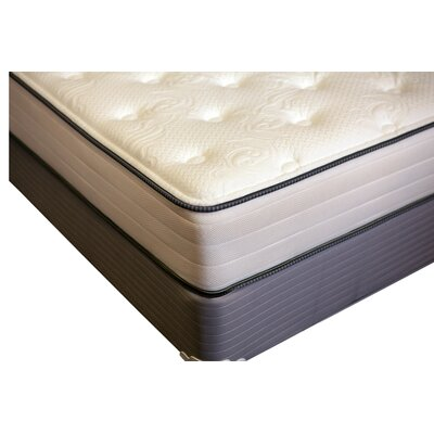 "King Koil Spine Support 10.5"" Fain Memory Foam Mattress"