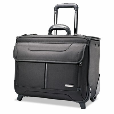 Samsonite Black Label Wheeled Catalog Case