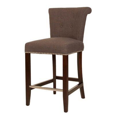 Villa Bar Stool with Cushion