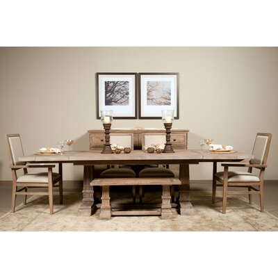 Orient Express Furniture Hudson Extension Dining Table