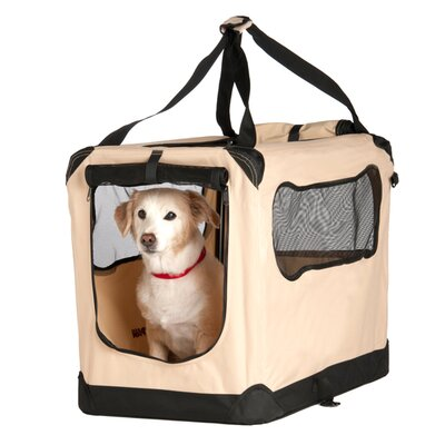 Great Paw Abode Soft Pet Crate