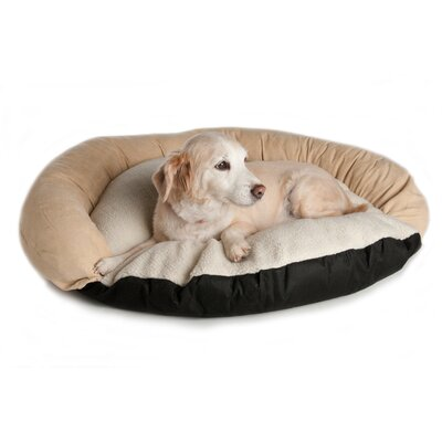 Great Paw Siesta Bolster Dog Bed