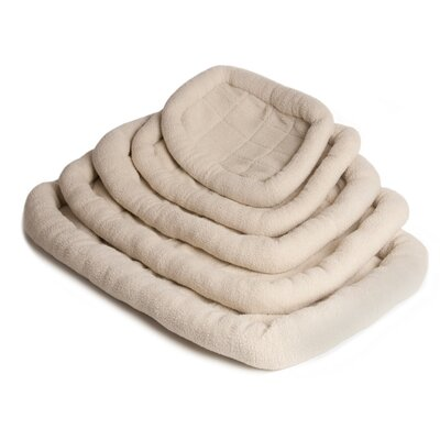 Snuzzle Bolster Pet Bed