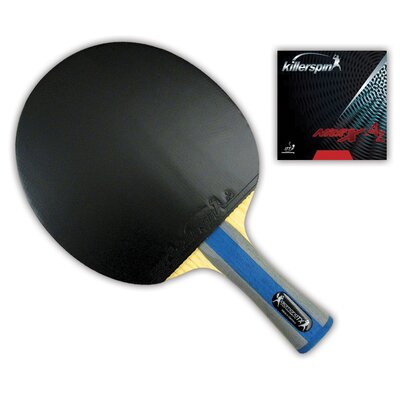 Killerspin RTG Diamond TX Premium Straight Table Tennis Paddle