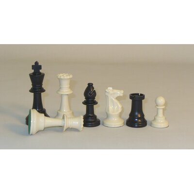 CN Chess Triple Weighted Tournament Chessmen