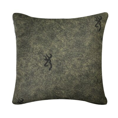 Browning Whitetails Square Pillow