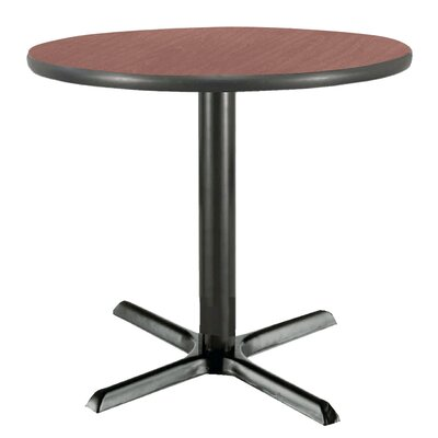 "KFI Seating 30"" Round Pedestal Table"