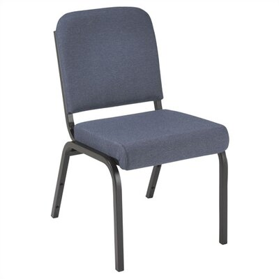 KFI Seating Stacking Front Roll Seat Armless Chair