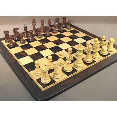 Sheesham Exclusive Chess Set