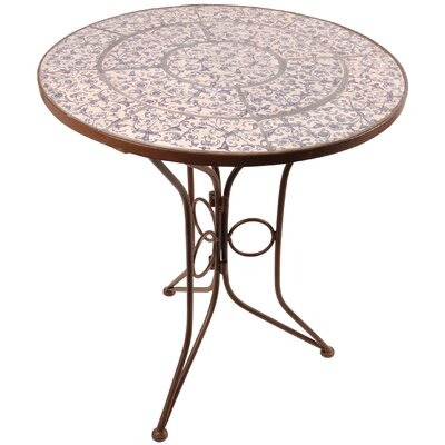 Fallen Fruits Ceramic Bistro Set