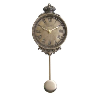 Control Brand New Haven Pendulum Wall Clock