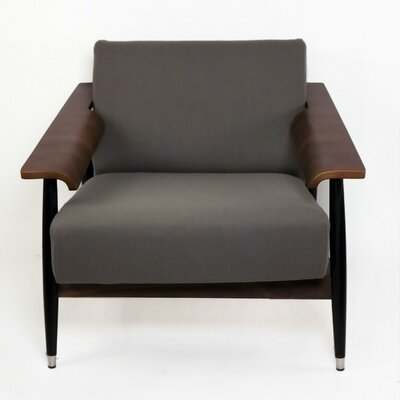 Control Brand Sean Dix Single Seater Dowel Fabric Lounge Chair