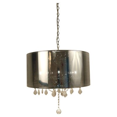 Mystique 5 Light Drum Chandelier