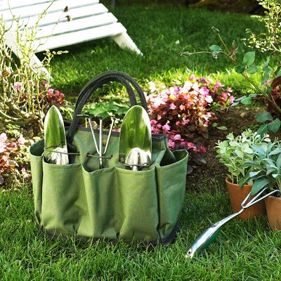 Picnic At Ascot Eco Garden Set with Tools