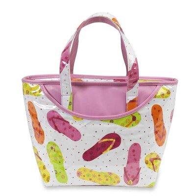 Picnic At Ascot Beach Day Small Insulated Tote Cooler