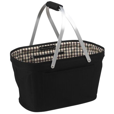 Picnic At Ascot London Collapsible Market Shopping Tote