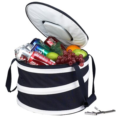 Picnic At Ascot Compact Pop-Up Cooler