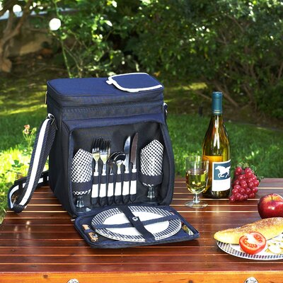 Picnic At Ascot Bold Picnic Cooler for Two