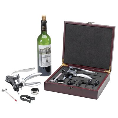 Picnic At Ascot Barware Cooler Wine Set