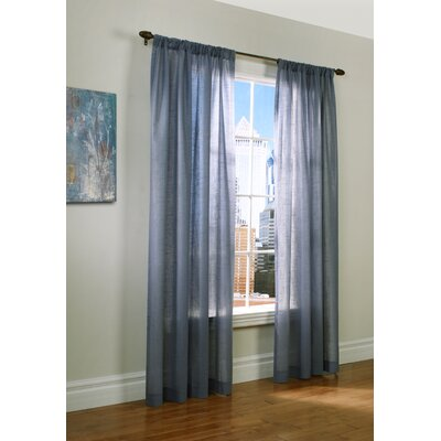 Thermalogic Insulated Rod Pocket Curtain Single Panel