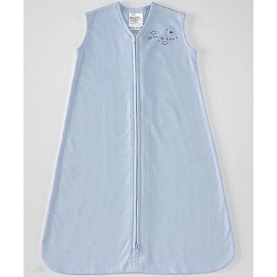 HALO Innovations, Inc. 100% Cotton SleepSack™ Wearable Blanket in Baby Blue