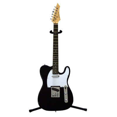 Stedman Pro Classic Electric Guitar in Black