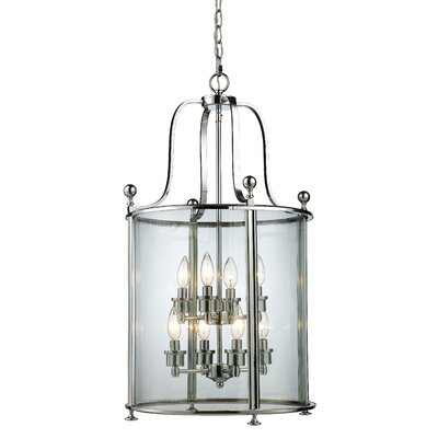 Z-Lite Wyndham 8 Light Foyer Pendant
