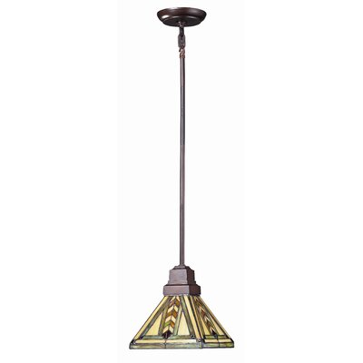 Z-Lite Shalimar 1 Light Mini Pendant