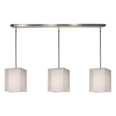 Nikko 3 Light Kitchen Island Pendant