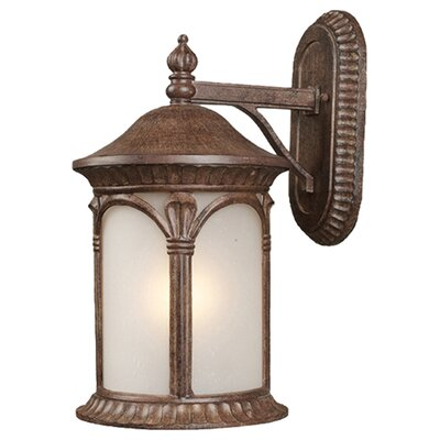 Z-Lite Hampton 1 Light Outdoor Wall Lantern