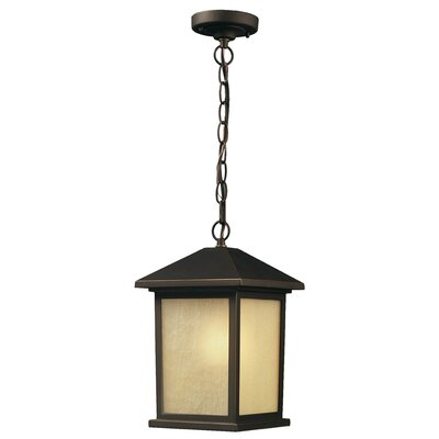 Z-Lite Holbrook 1 Light Outdoor Chain Light