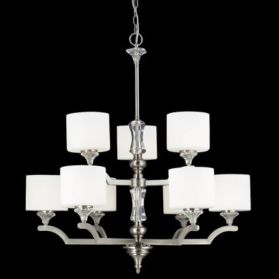 Z-Lite Avignon 9 Light Chandelier