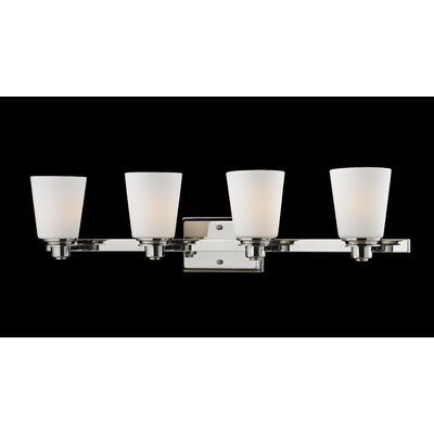 Z-Lite Nile 4 Light Bathroom Vanity Light