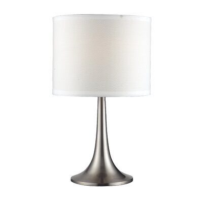 "Z-Lite Portable 18"" H Modern Table Lamp"