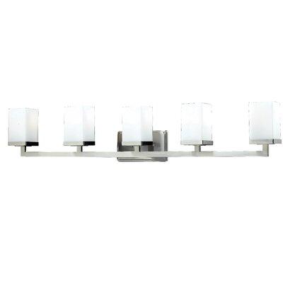 Z-Lite Tidal 5 Light Vanity Light