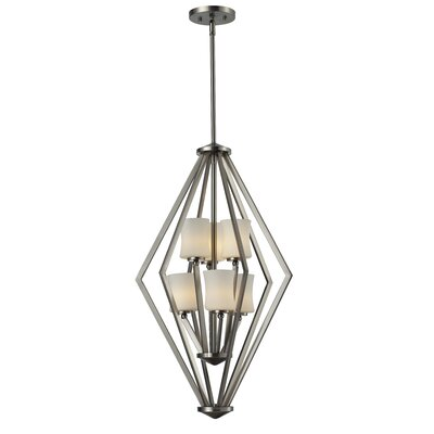 Elite 6 Light Foyer Pendant