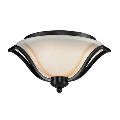 Z-Lite Lagoon 3 Light Flush Mount
