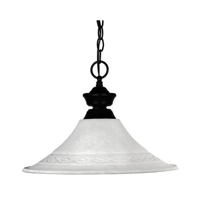 Shark 1 Light Billiard Pendant