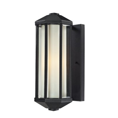 Z-Lite Cylex 1 Light Outdoor Wall Lantern