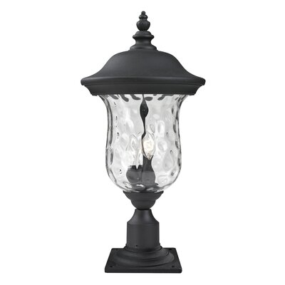 Z-Lite Armstrong 2 Light Outdoor Post Lantern