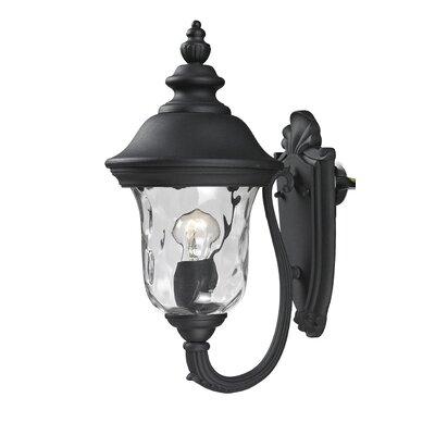 Z-Lite Armstrong 2 Light Outdoor Wall Lantern