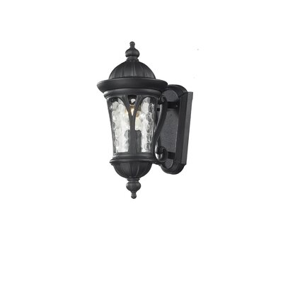 Z-Lite Doma 1 Light Outdoor Wall Lantern