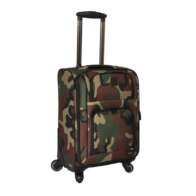 Camo Expandable Spinner