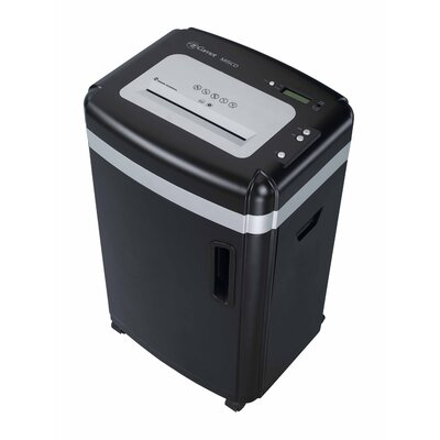 Comet America Paper Shredder 15 Sheet Micro-cut in Black