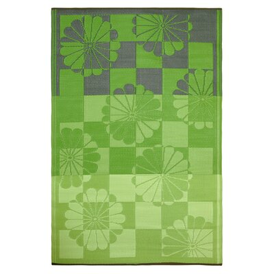 <strong>Fab Rugs</strong> World Tahiti Green Rug