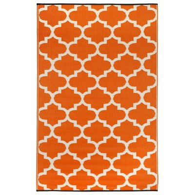 Tangier Carrot World Rug