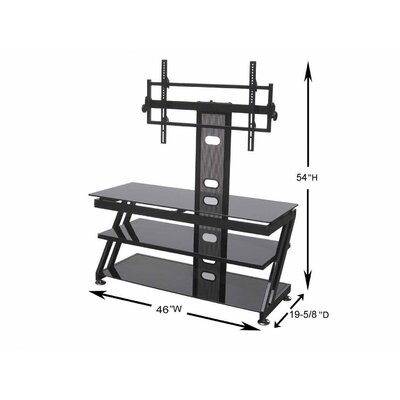 "Ready Set Mount Isabella Universal 46"" TV Stand"