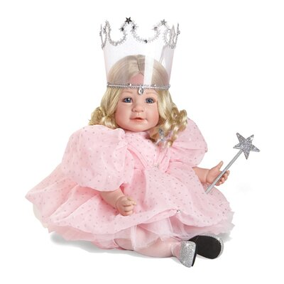 Glinda - The Good Witch Wizard of Oz Play Doll