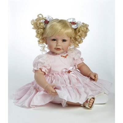 Adora Dolls Baby Doll &quot;Little Sweetheart&quot; Light Blonde Hair / Blue Eyes