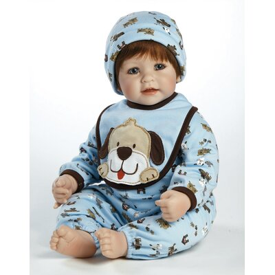 Adora Dolls Baby Doll &quot;Woof&quot; Red Hair / Blue Eyes